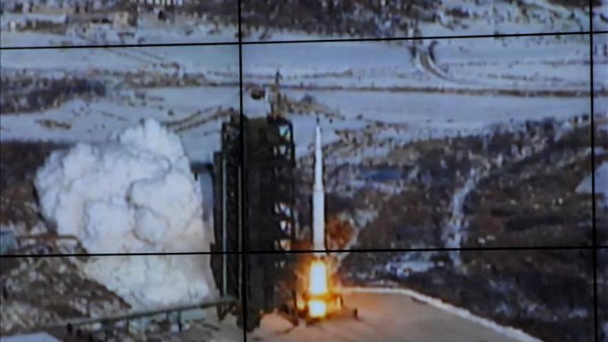 Corea del Norte renueva su amenaza de llevar a cabo una prueba nuclearA DEL NORTE COHETE