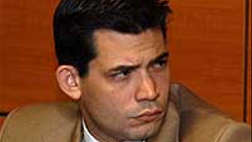 El gerente de Proexca, Javier Mariscal.