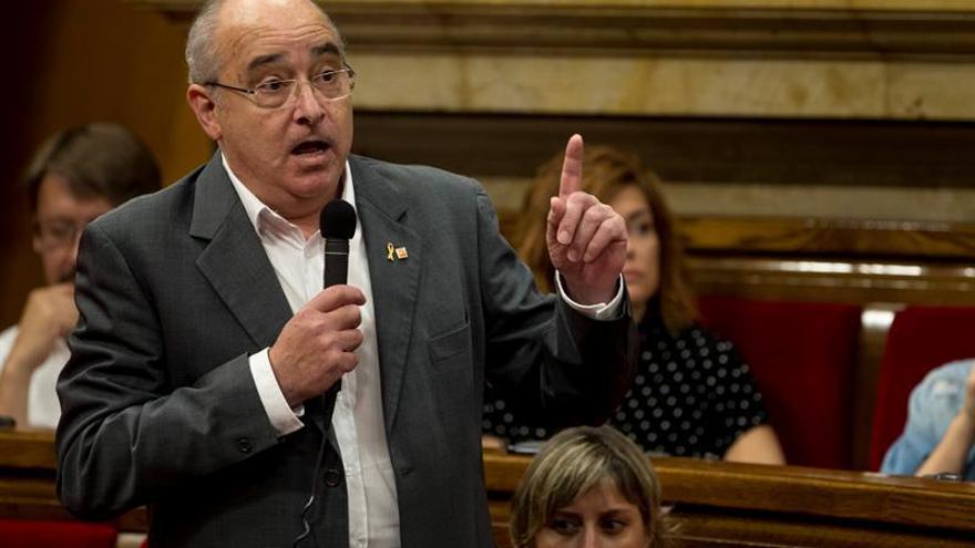 """El Govern exige a Ciudadanos que """"no ataque"""" la escuela catalana"""