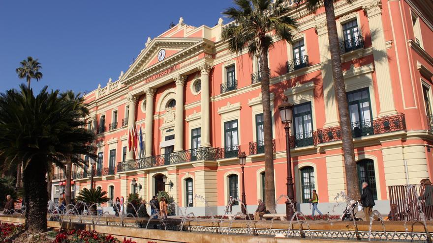 El ayuntamiento de Murcia sigue sin saber el nombre de su próximo alcalde o alcaldesa / PSS