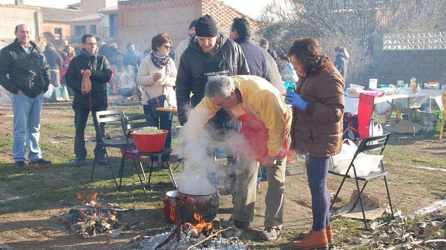 Fiesta de la Patata de Yunqueras de Henares