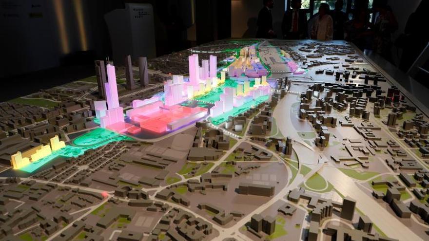 Aprobado inicialmente el plan Chamartín con 10.500 viviendas, 2.100 públicas