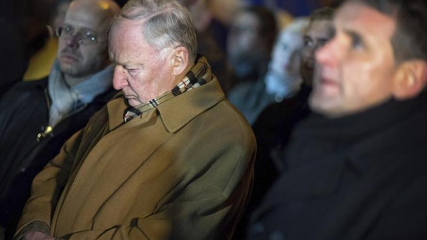 Tormenta sobre la AfD alemana al tachar de vergüenza un monumento a las víctimas nazis