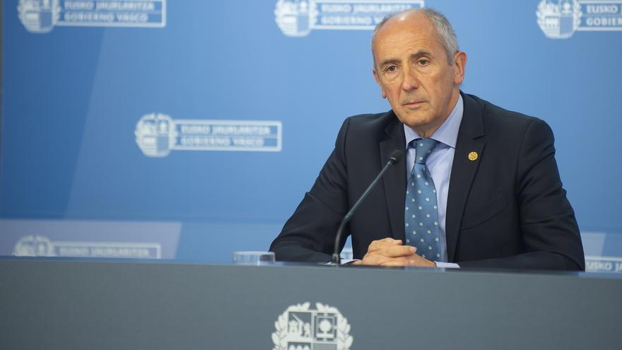 """Gobierno Vasco no quiere """"ni considerar la hipótesis"""" de un adelanto de elecciones generales"""