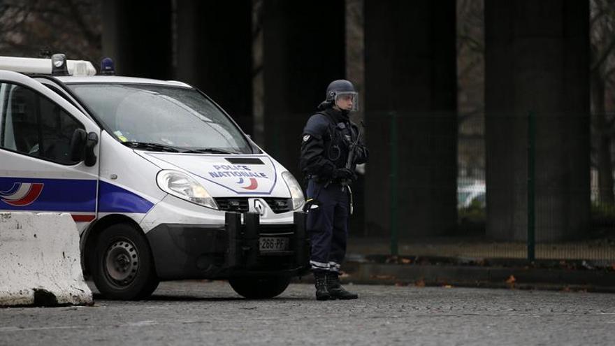 Tres mujeres detenidas en Francia por presuntas actividades terroristas