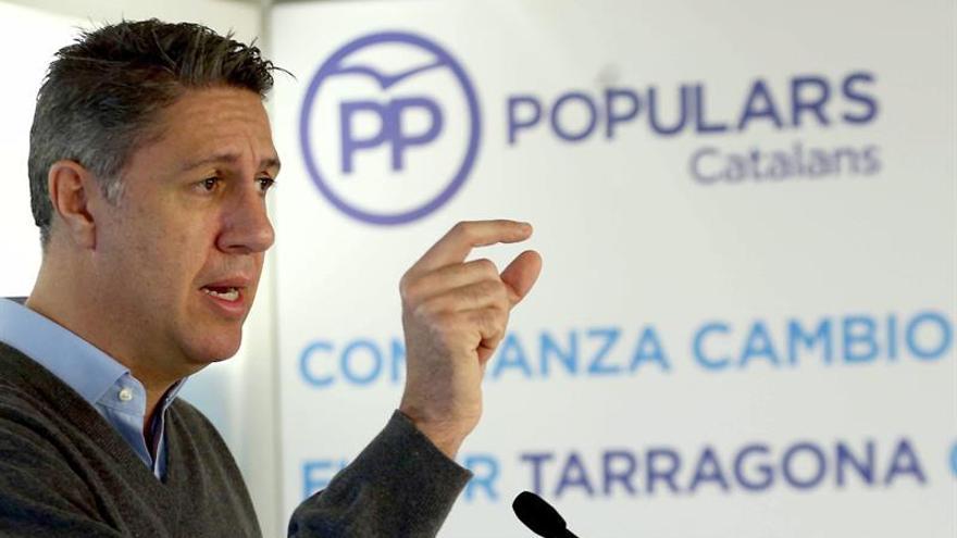 "Albiol acusa a Puigdemont de ""mentir"" ya que ""se pagó"" para ver a Carter"
