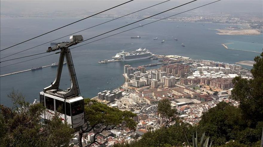 Un británico, una española y dos niñas encontrados muertos en Gibraltar