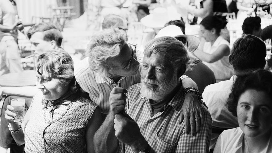 Hemingway en los Sanfermines de 1959