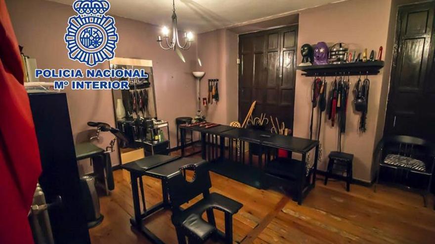 Desarticulada una red que explotaba sexualmente a mujeres sudamericanas en Oviedo