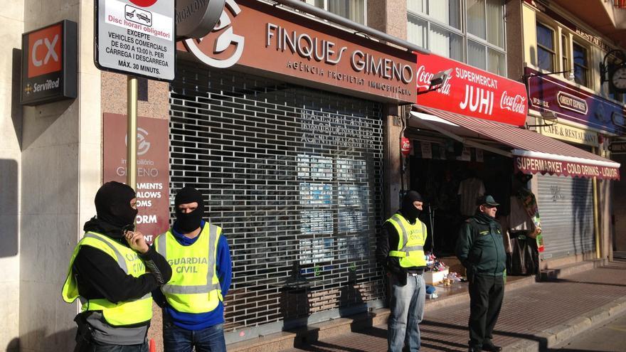 La Guardia Civil interrogará a nuevos posibles implicados en la red de blanqueo de Lloret