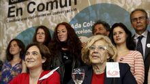 Els 'alcaldes del canvi' es citen a Barcelona per avaluar la seva capacitat transformadora