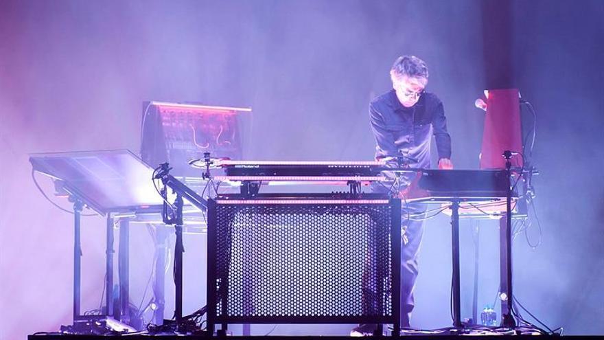 """Jean-Michel Jarre: """"Cada vez estoy más cerca del disco perfecto"""""""