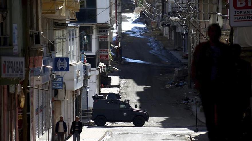 Turquía bombardea los campamentos de la guerrilla kurda en el norte de Irak