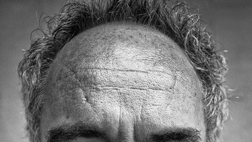 Retrato del cocinero Ferrán Adrià. Barcelona, 05/07/2016.   LUIS DE LAS ALAS