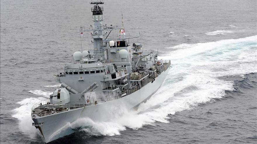 Un buque de guerra británico visitará este mes Gibraltar