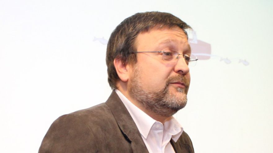 Juan Picos, profesor de Ingeniería Forestal en Pontevedra