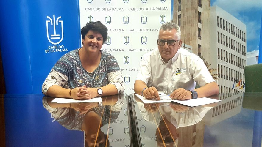 El Cabildo y la Federación Canaria de Ciclismo han llegado a un acuerdo.