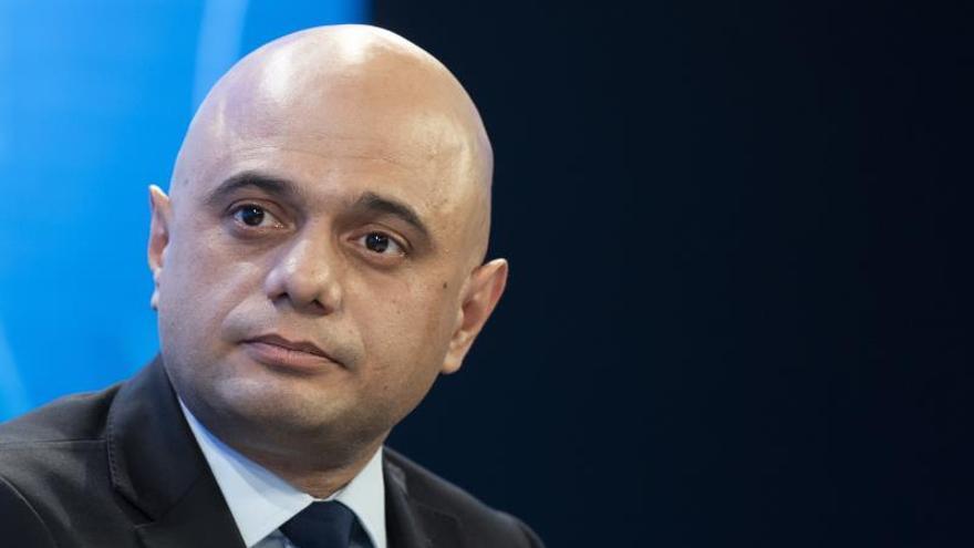 Dimite inesperadamente el ministro británico de Finanzas Sajid Javid