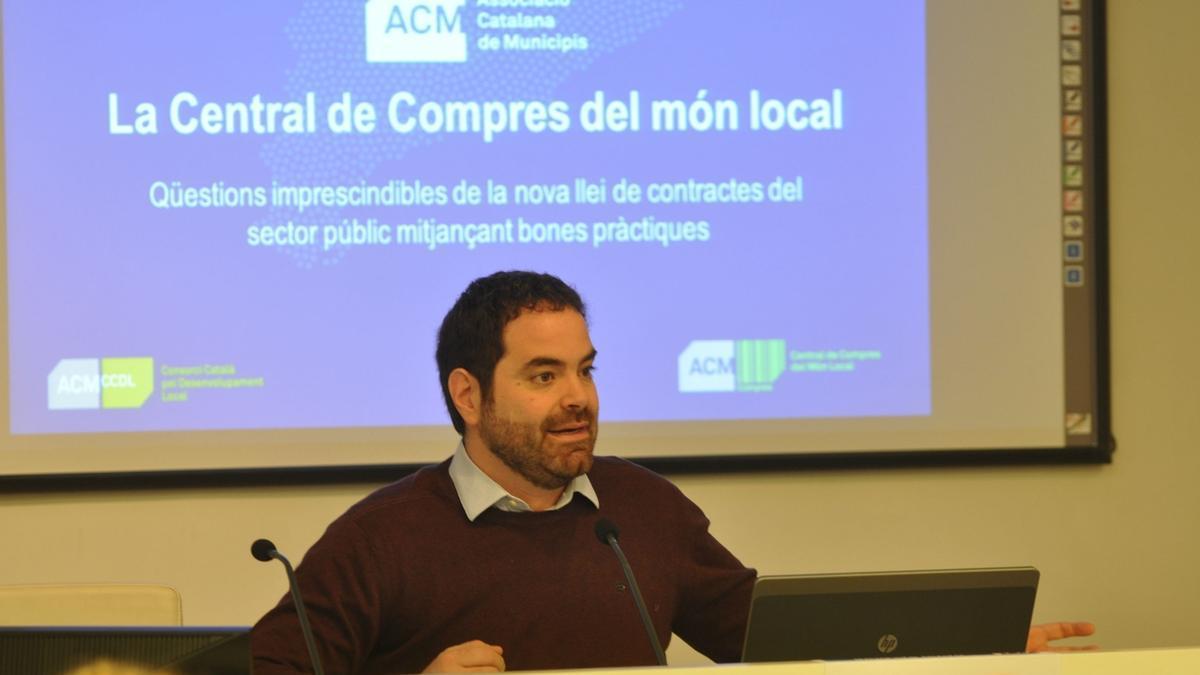 Saldoni (ACM), uno de los investigados