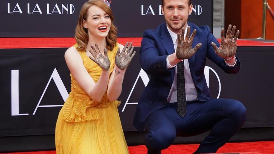 """""""La La Land"""" parte como favorita en los Globos de Oro con siete nominaciones"""