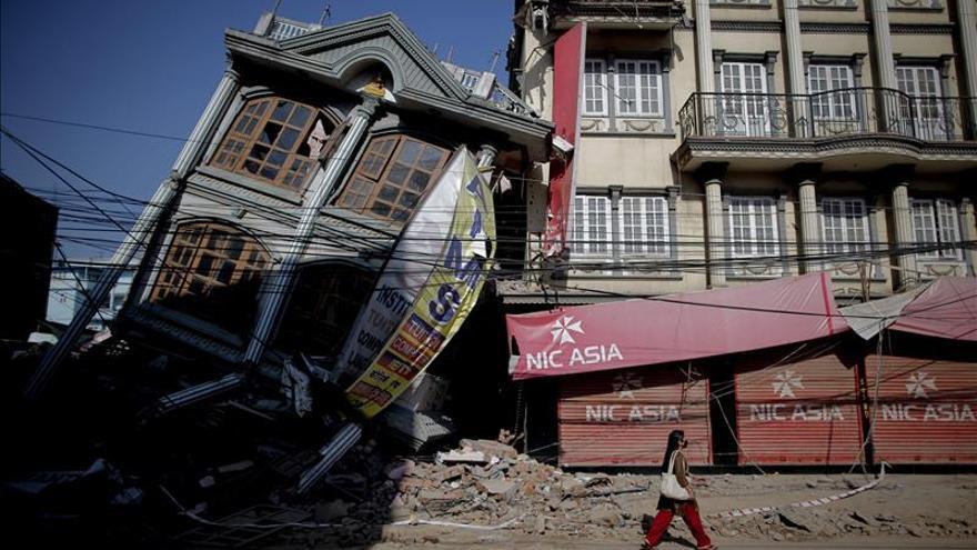 La CE ofrece a Nepal otros 16,6 millones de emergencia tras el terremoto