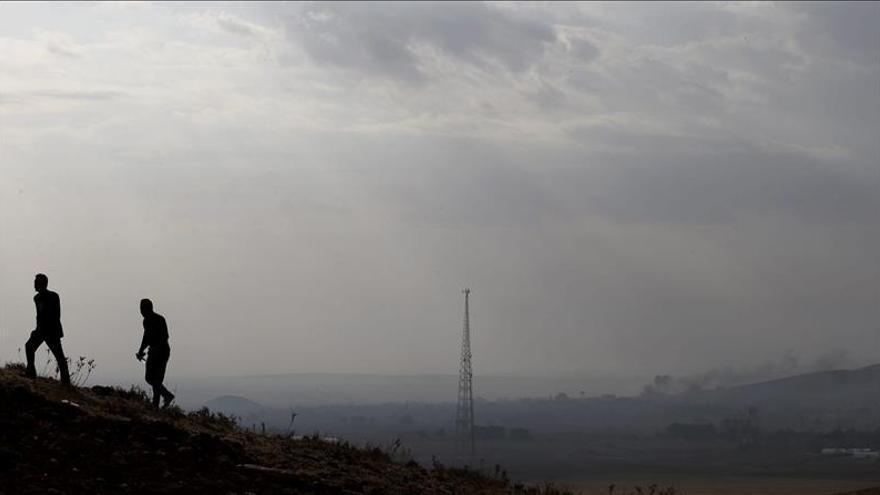 Activistas elevan a casi un centenar el número de kurdos liberados por el EI