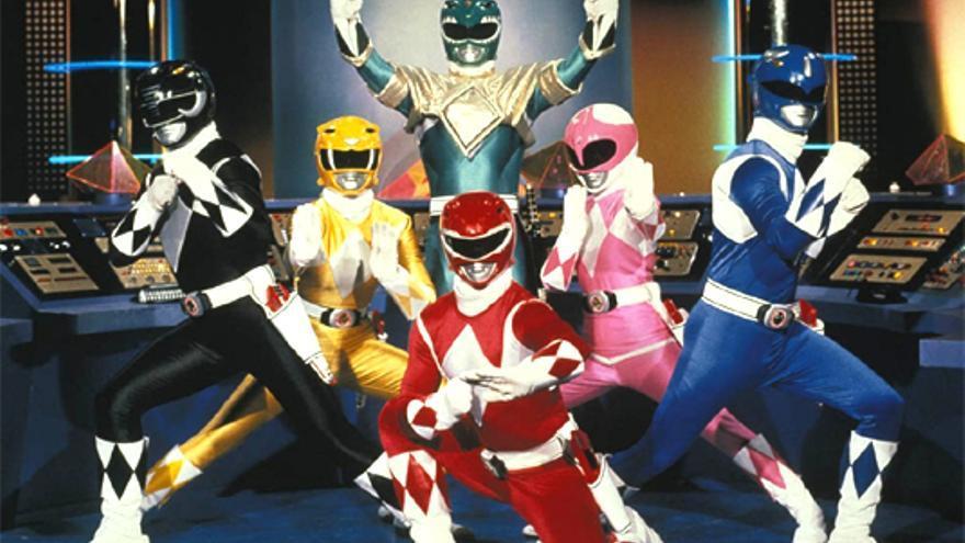 Primer vistazo a los nuevos y jóvenes 'Power Rangers' del cine