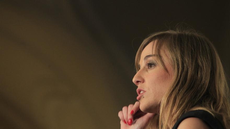 """Tania Sánchez pide una """"audiencia pública"""" sobre los contratos de la Comunidad de Madrid como ha hecho Rivas"""