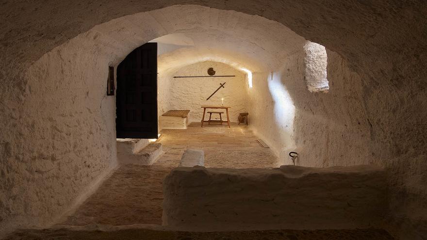 Cueva de Medrano / Foto: Ayuntamiento de Argamasilla