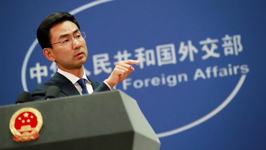 China exige a Corea del Norte respeto a las resoluciones de la ONU