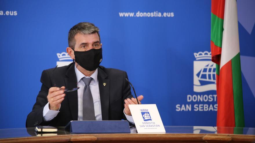 El viceconsejero vasco de Seguridad, Josu Zubillaga.