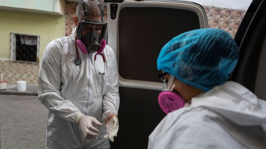 Venezuela suma 1.397 nuevos casos de la covid-19