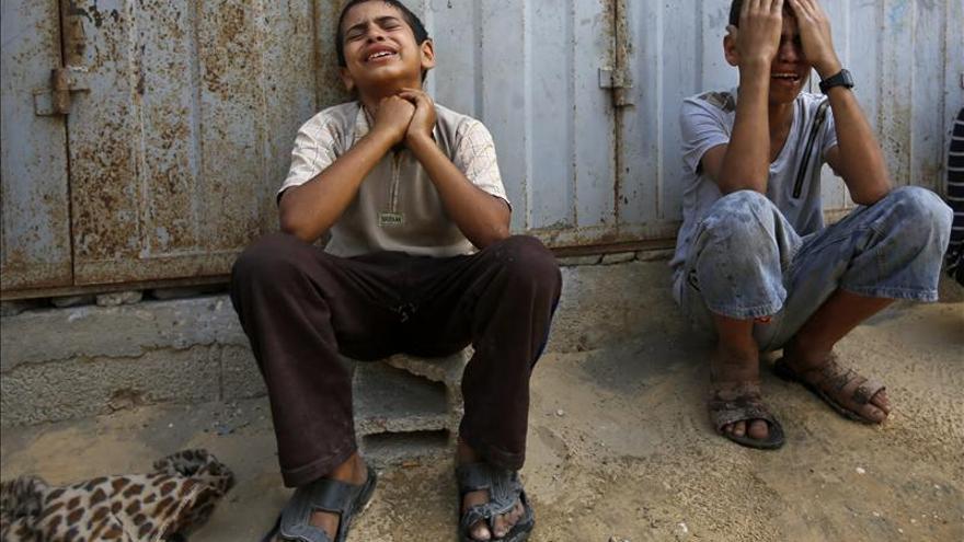 Israel y Hamás inician un alto el fuego humanitario de 12 horas en Gaza