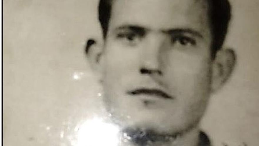 Feliciano Ramírez, represaliado por la dictadura franquista