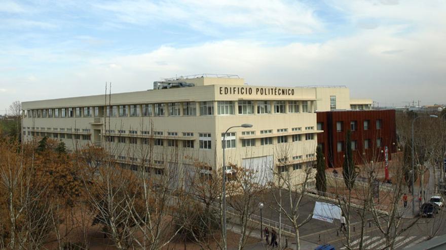 Edificio de la UCLM