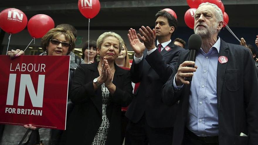 El líder laborista insta a permanecer en la UE para proteger el medioambiente