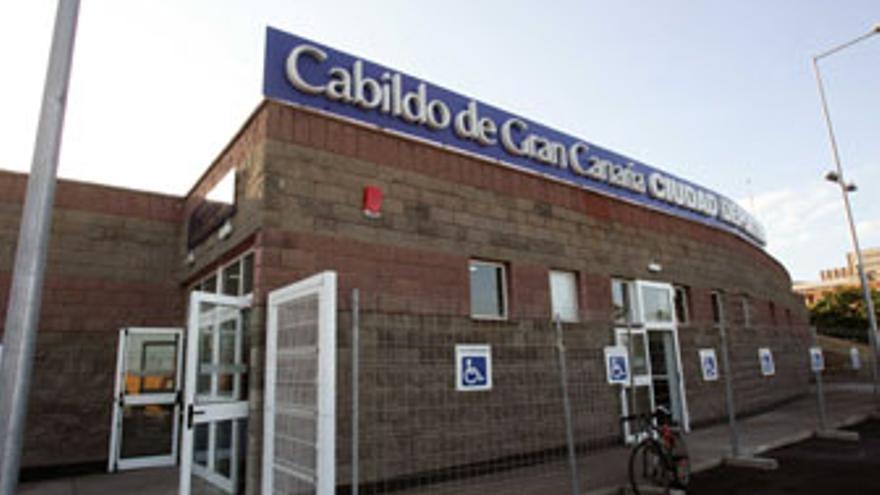 Piscina de la Ciudad Deportiva Gran Canaria.