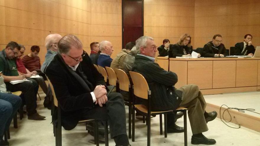 La sesión de este lunes del juicio por el Caso Arona 1 se centró en las escuchas telefónicas de los acusados entre sí, con vecinos y con empresarios