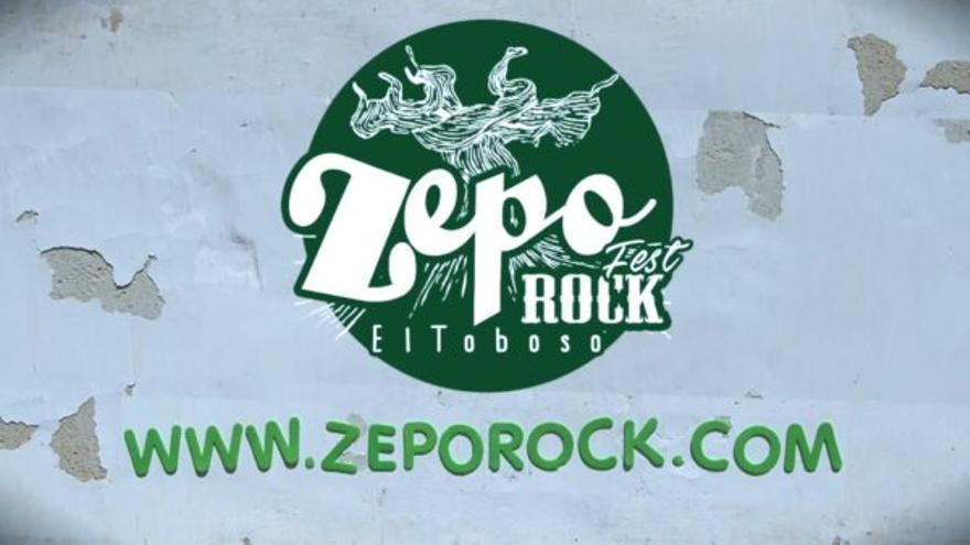 Cartel ZepoRock 2019