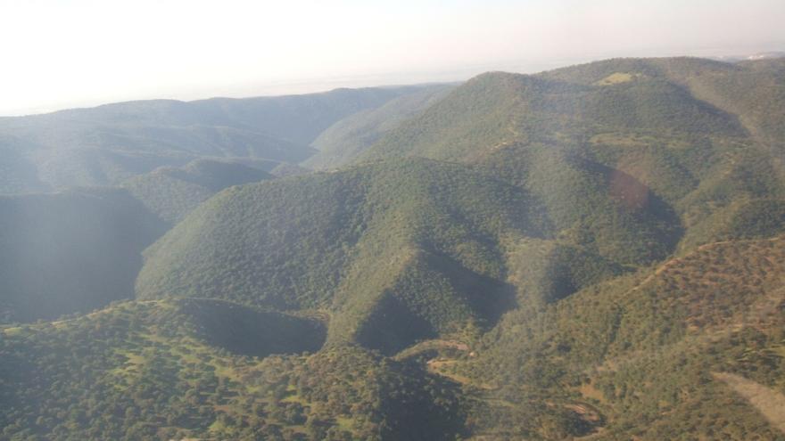 La Junta convoca la mesa para la declaración de Sierra Morena como Parque Natural