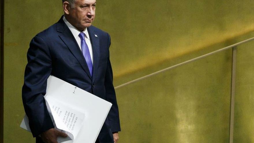 Netanyahu: tocado, pero no hundido