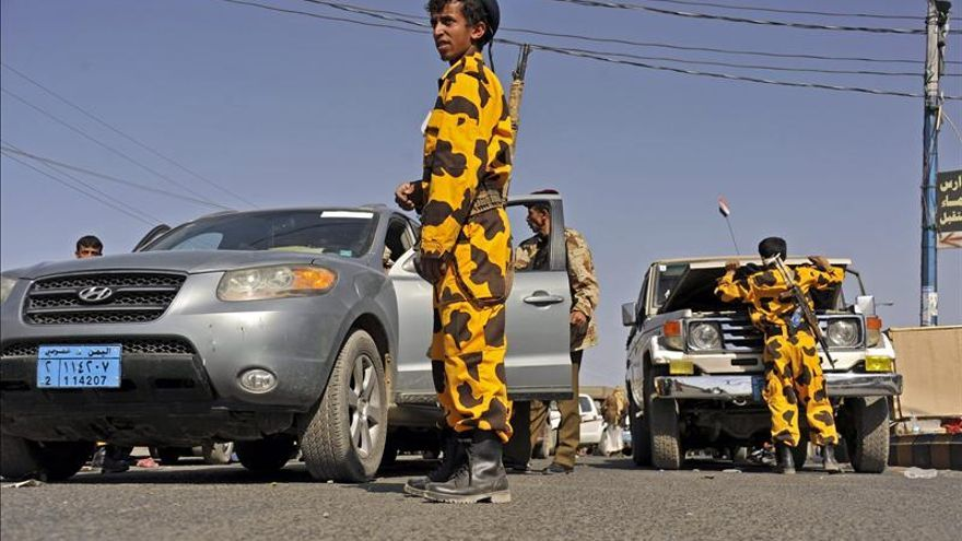 Foto de archivo del conflicto en Yemen