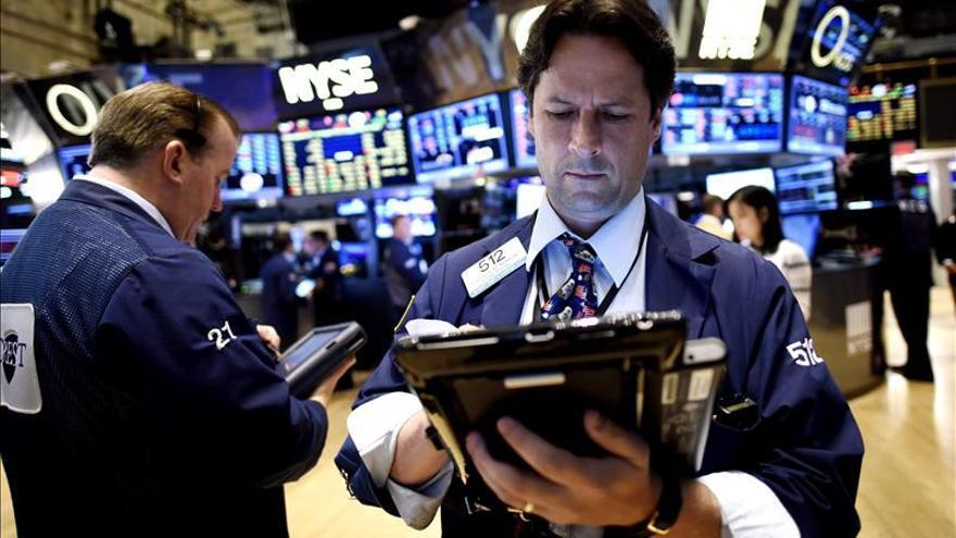 Wall Street abre a la baja y el Dow Jones pierde un 0,21 por ciento