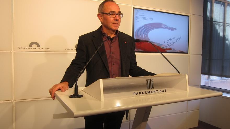 """Coscubiela sobre Homs: """"Estamos en contra de la judicialización de política"""""""