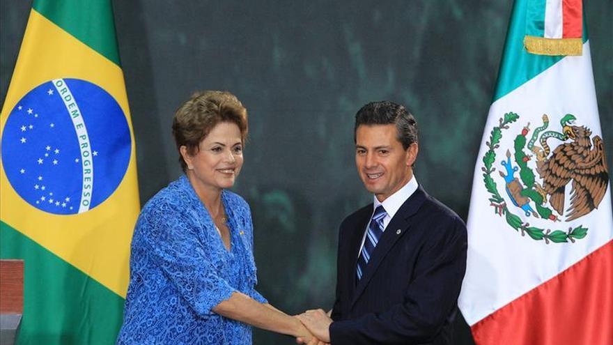 México y Brasil refuerzan lazos con nuevos acuerdos y potencian el comercio