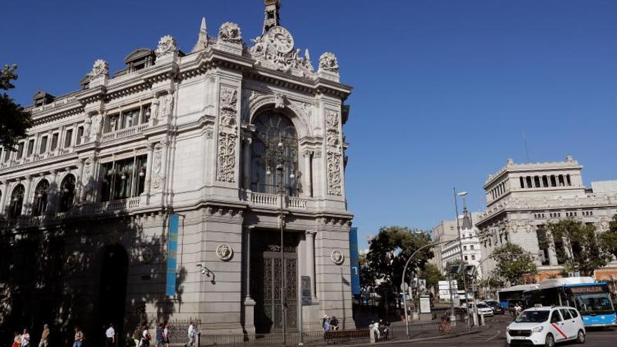 """El Banco de España advierte de una """"perturbación sin precedentes"""" por el COVID-19"""
