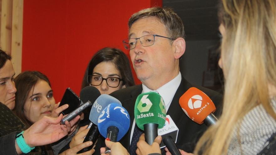 """Puig ve """"evidente responsabilidad política"""" y dice intentará recuperar el dinero de los valencianos"""