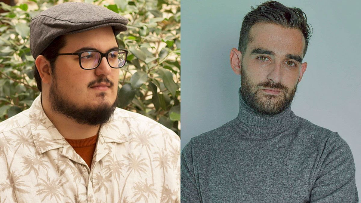 Juan Antonio Chavero y Rafa Blanes