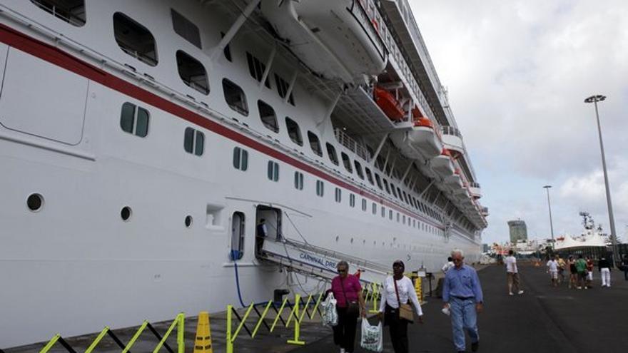 Del crucero 'Carnival Dream' #10