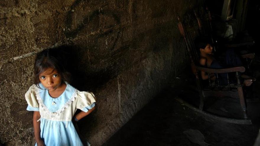 El 46.5 % de niños menores de 5 años en Guatemala padece desnutrición crónica
